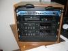 Ohišje z audio napravami